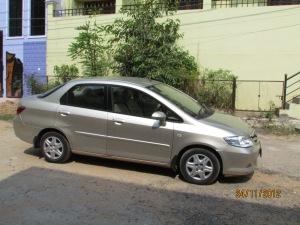 Honda City Gx Zxi