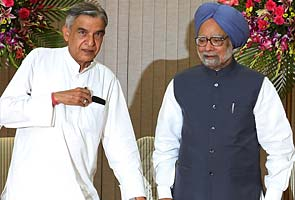 Pawan Bansal meets PM