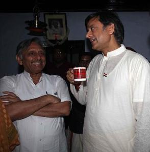 Tharoor & Aiyar